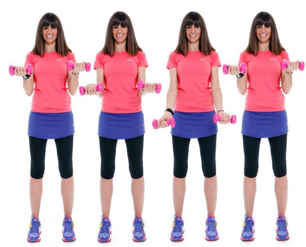biceps copia