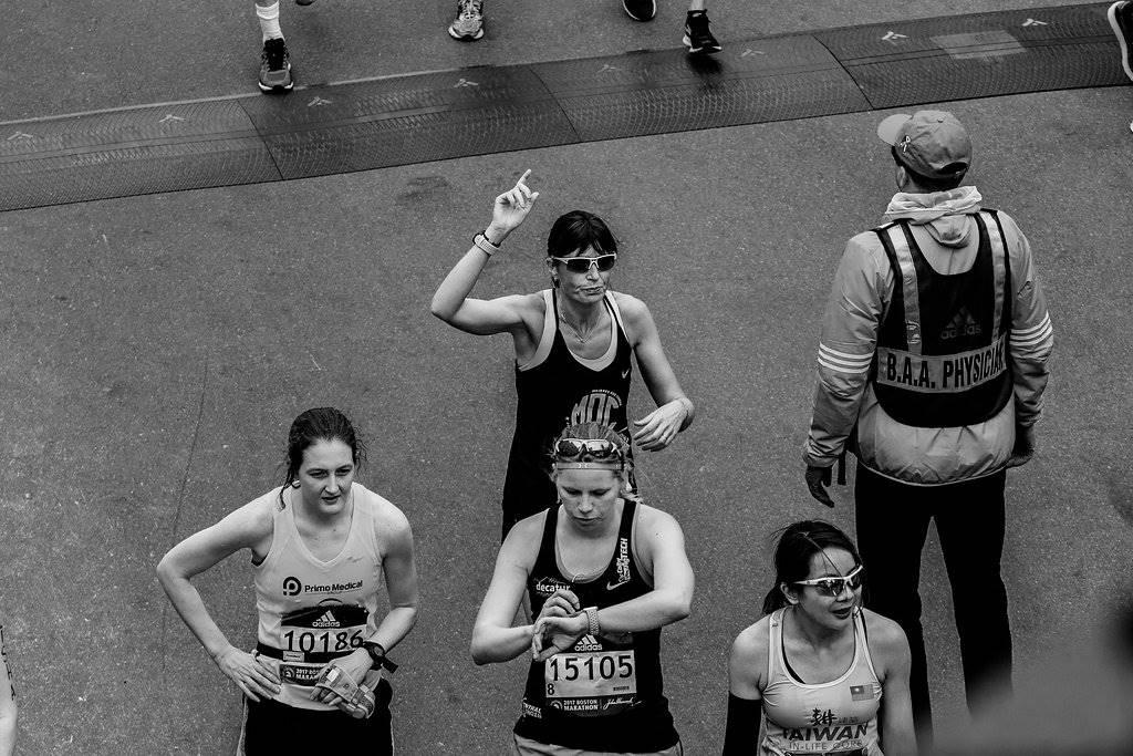 maratón de boston 2017
