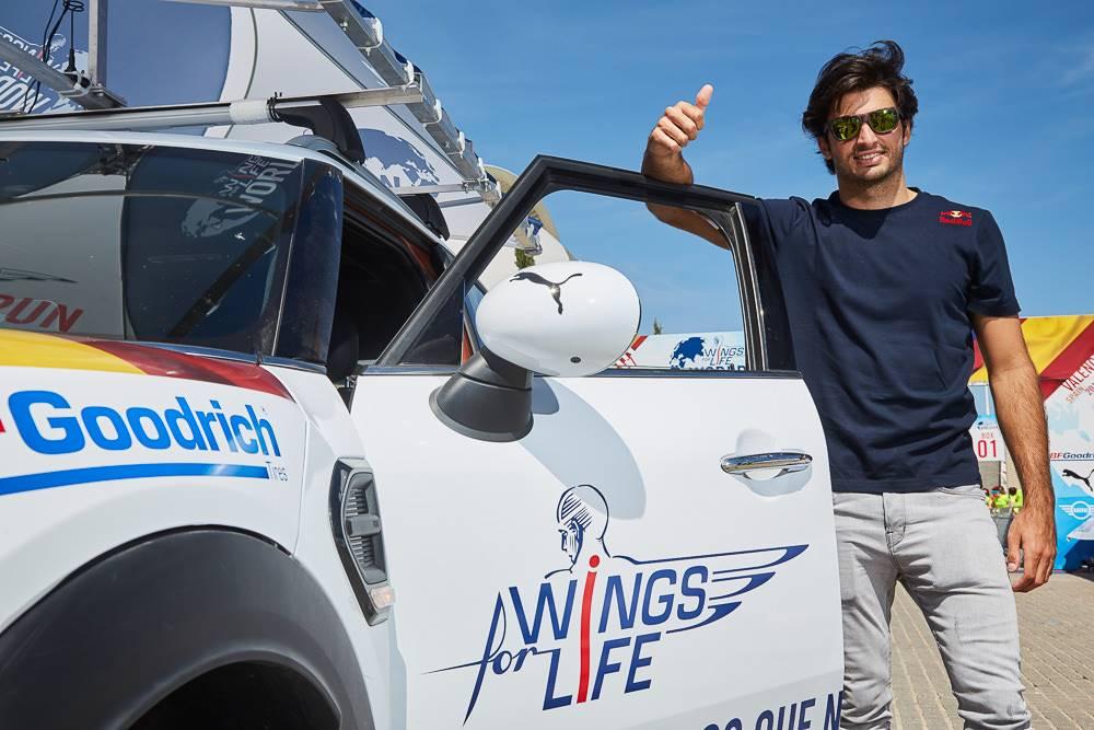 Wings for Life World Run Valencia 2017
