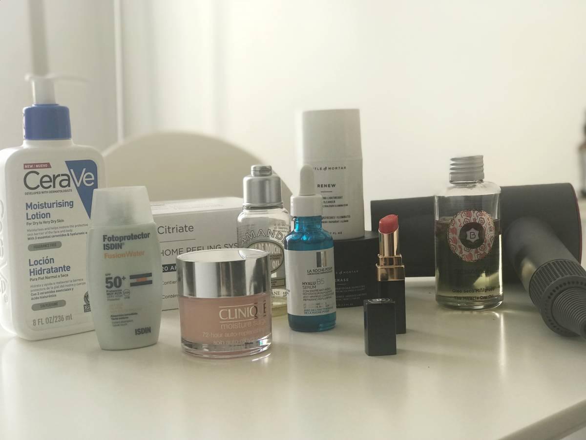 orden cosméticos
