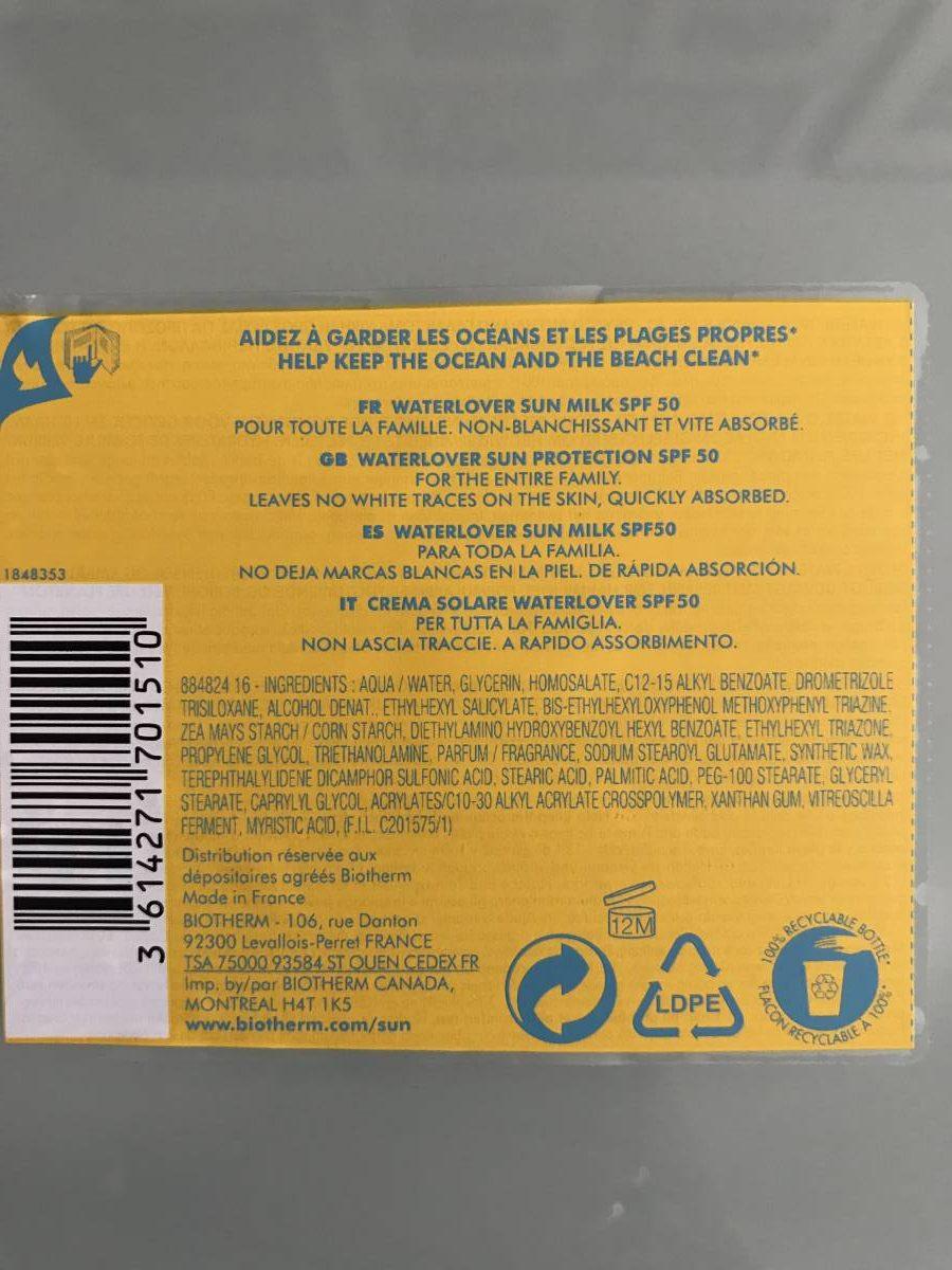 filtros químicos biodegradables
