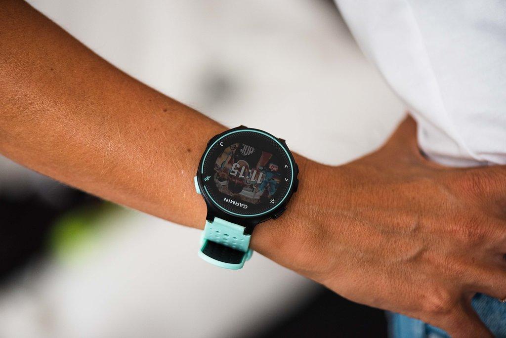 Garmin reloj running