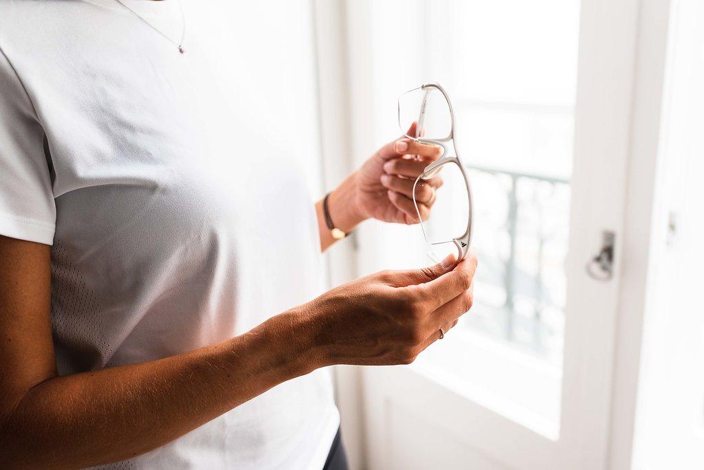 gafas de correr