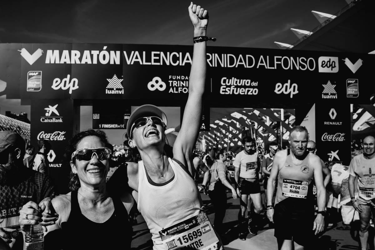 maratón valencia 2018