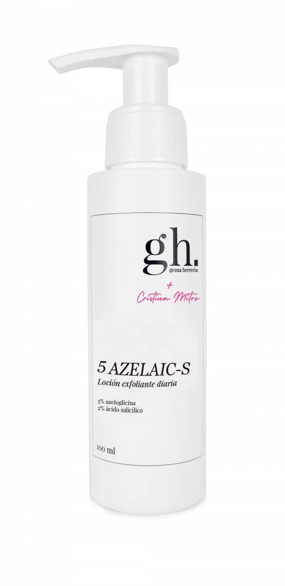 5 AZELAIC-S GH + Cristina Mitre