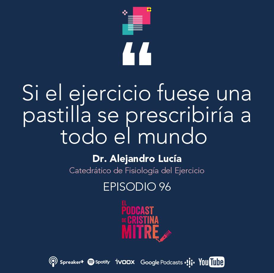 Alejandro Lucia ejercicio polipíldora