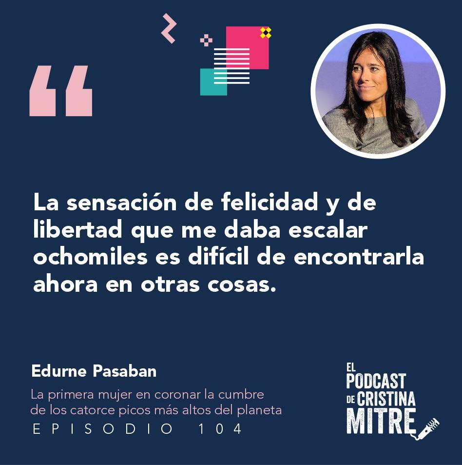 Edurne Pasaban