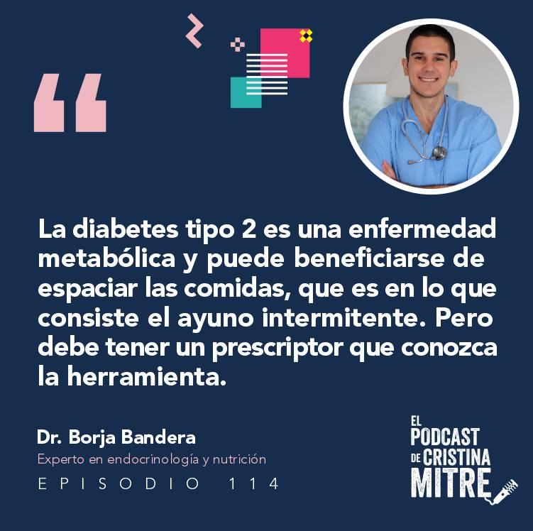 Diabetes Borja Bandera