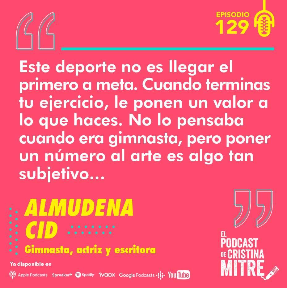 Almudena Cid