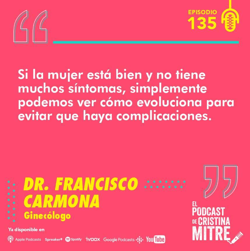 endometriosis Dr. Francisco Carmona