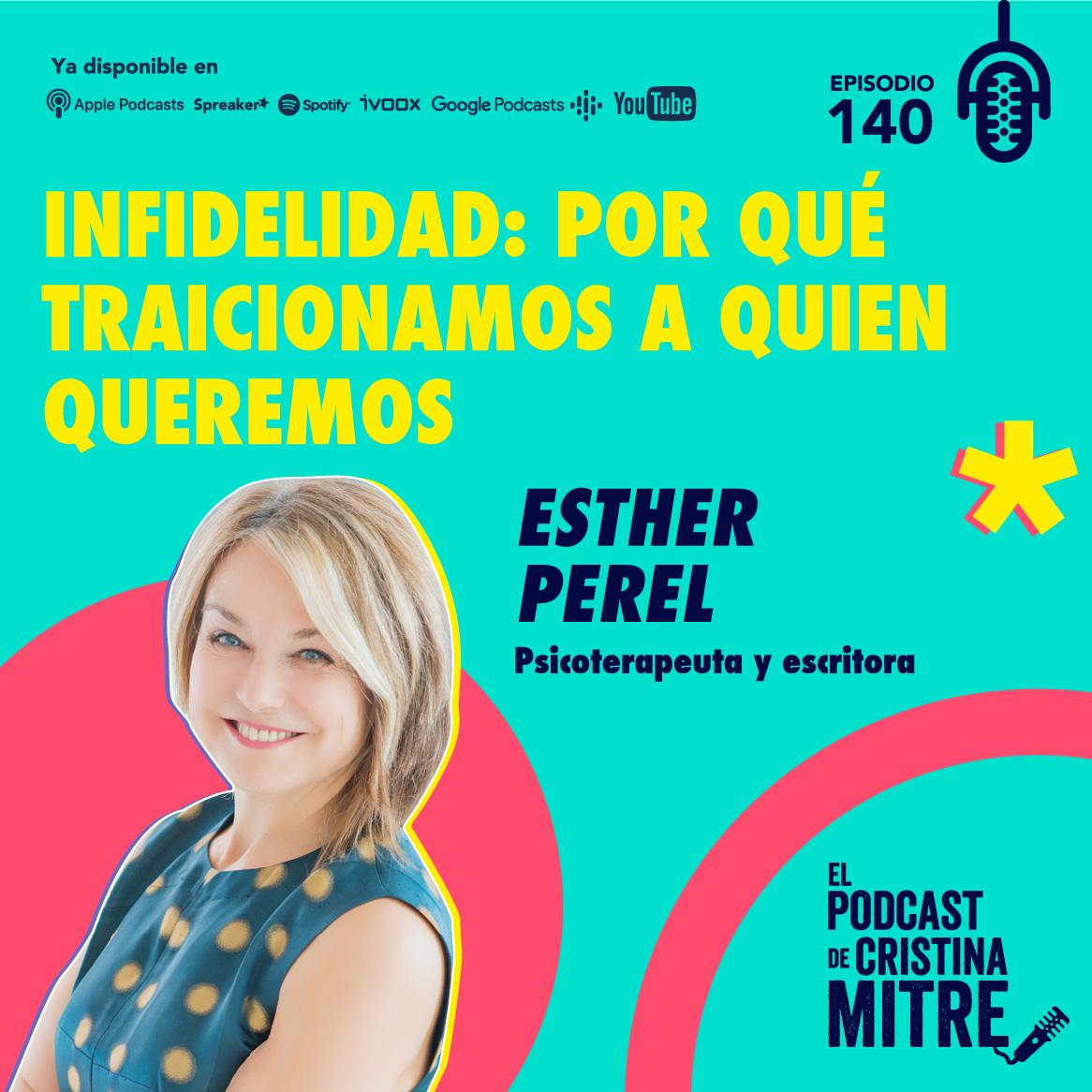 Esther Perel podcast en español