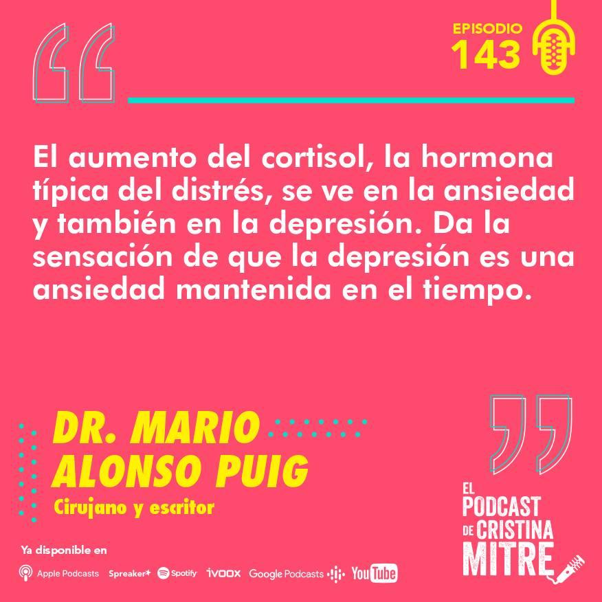 Mario Alonso Puig El podcast de Cristina Mitre