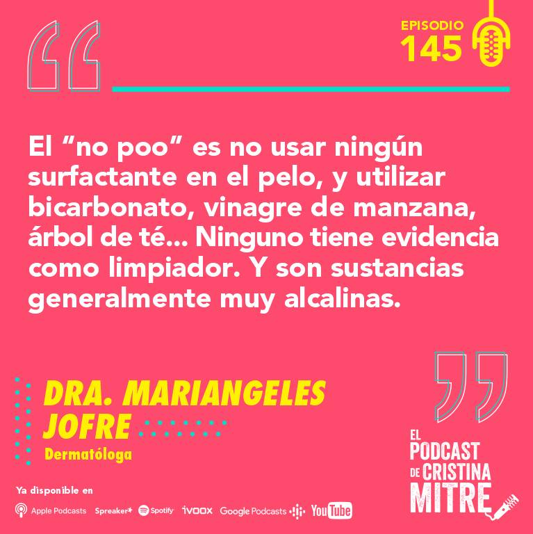 co-washing Dra. Mariangeles Jofre