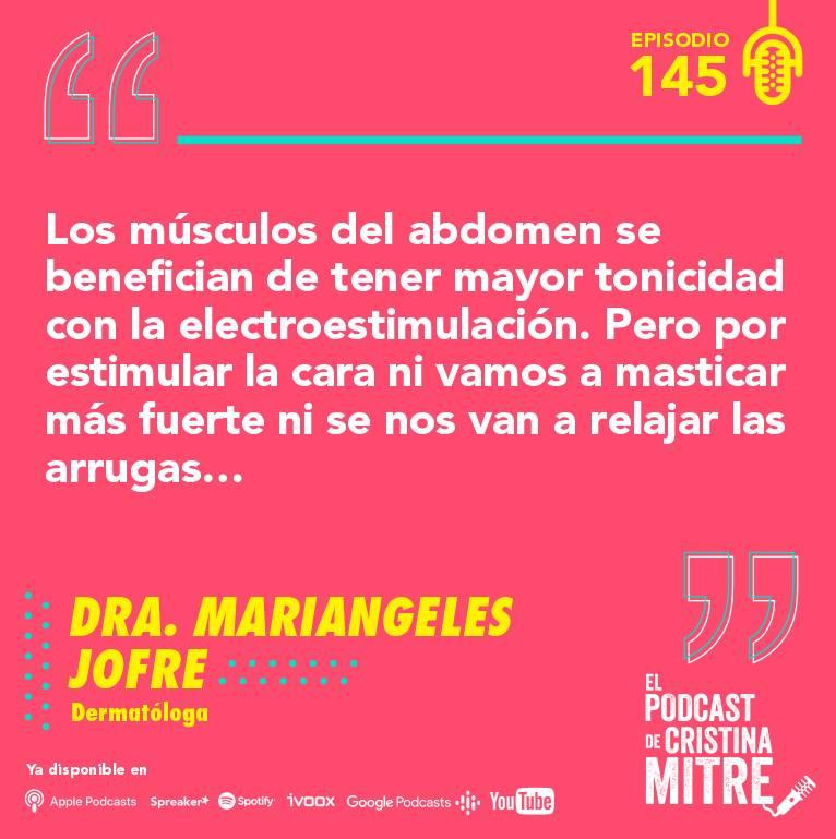 Rodillos de jade Dra. Mariangeles Jofre