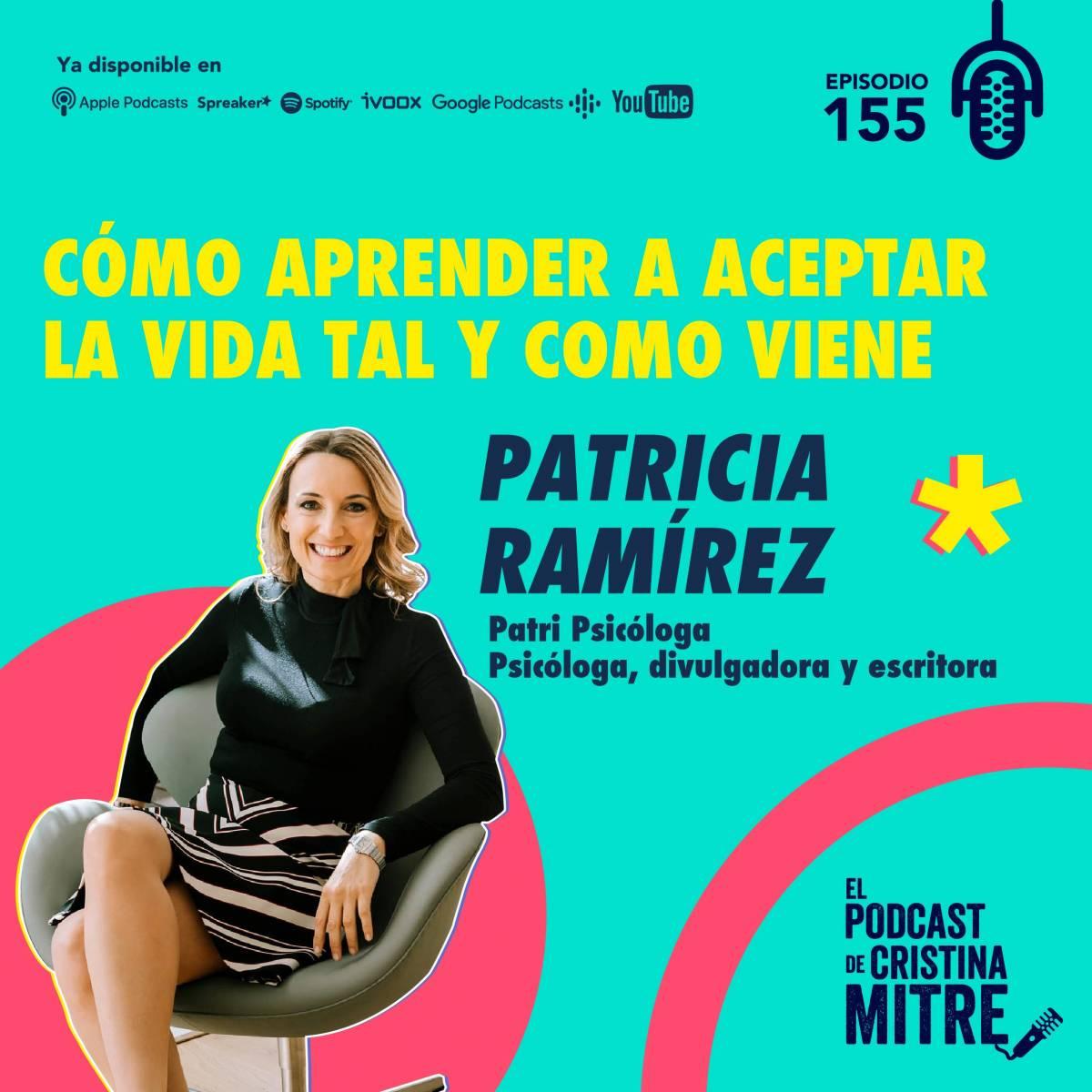 Patricia Ramírez Cristina Mitre adversidad
