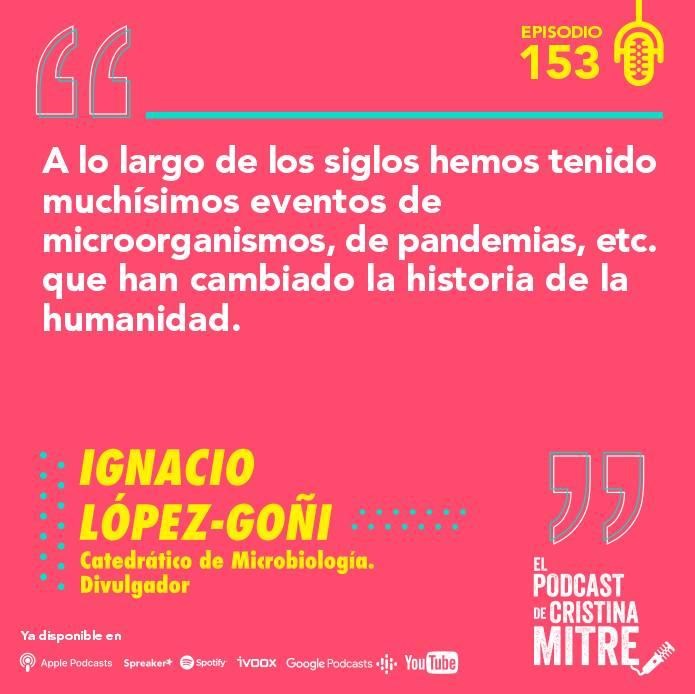 Ignacio López Goñi El podcast de Cristina Mitre