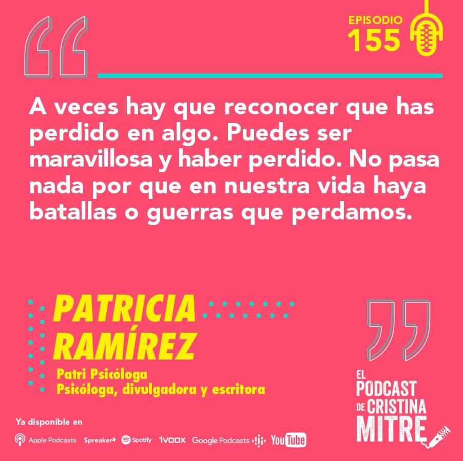 Patricia Ramírez Cristina Mitre terapia aceptación compromiso