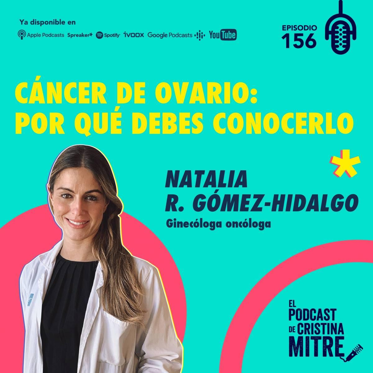 cáncer de ovario El podcast de Cristina Mitre