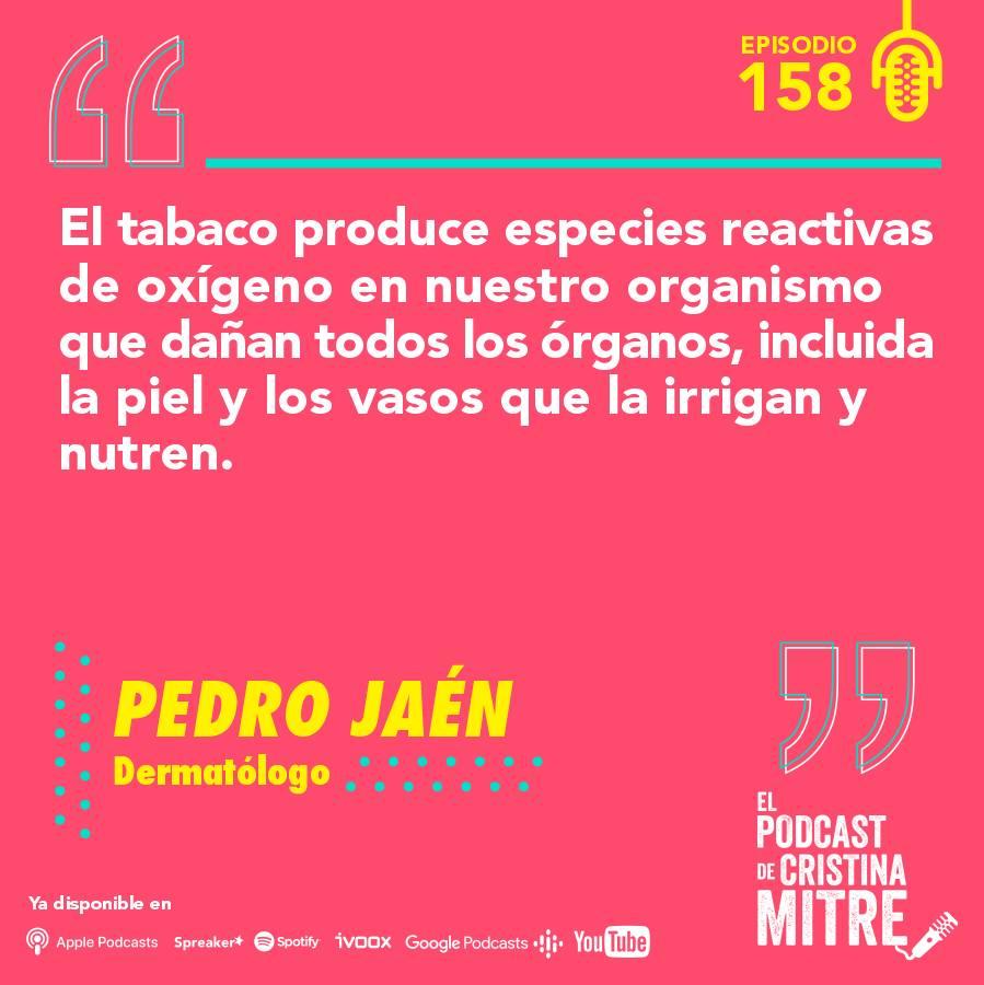 Podcast Cristina Mitre Pedro Jaén Piel