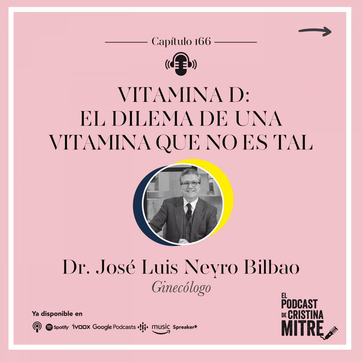 Dr. Neyro Cristina Mitre Vitamina D