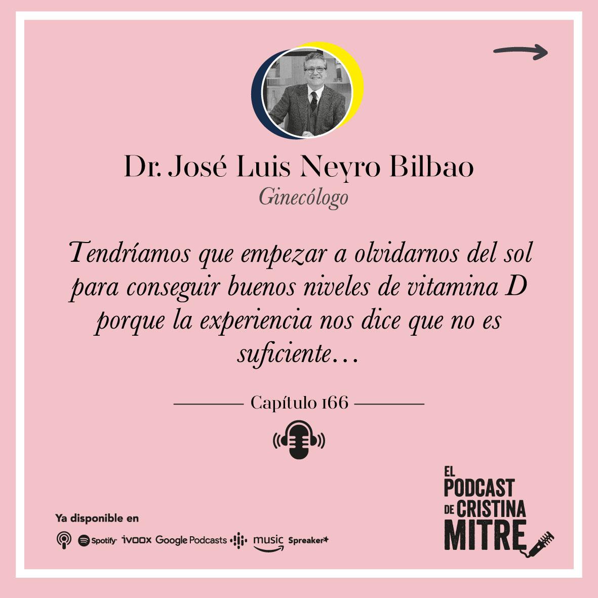 Dr. Neyro Cristina Mitre Vitamina D sol