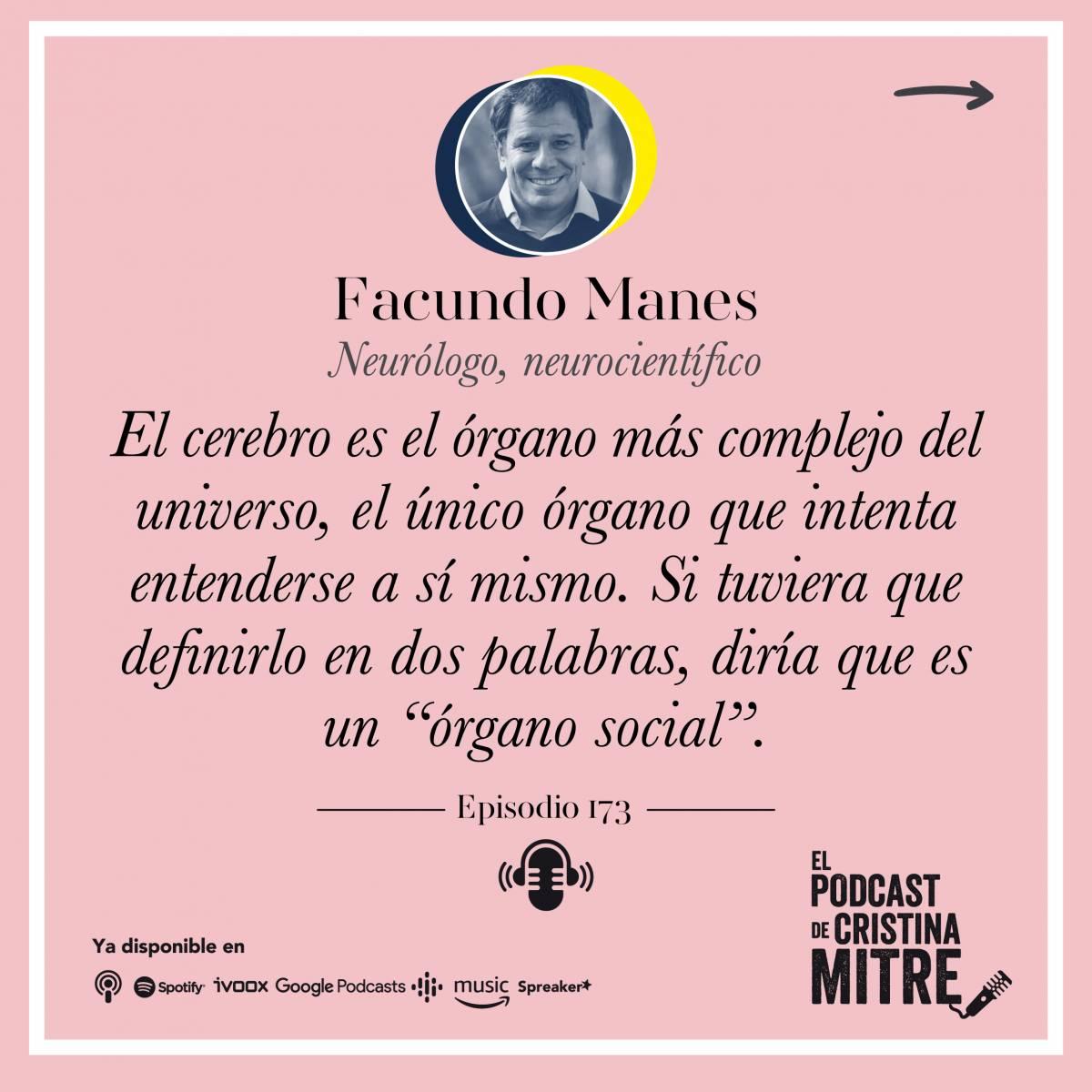 Cuidar el Cerebro salud mental Cristina Mitre Facundo Manes