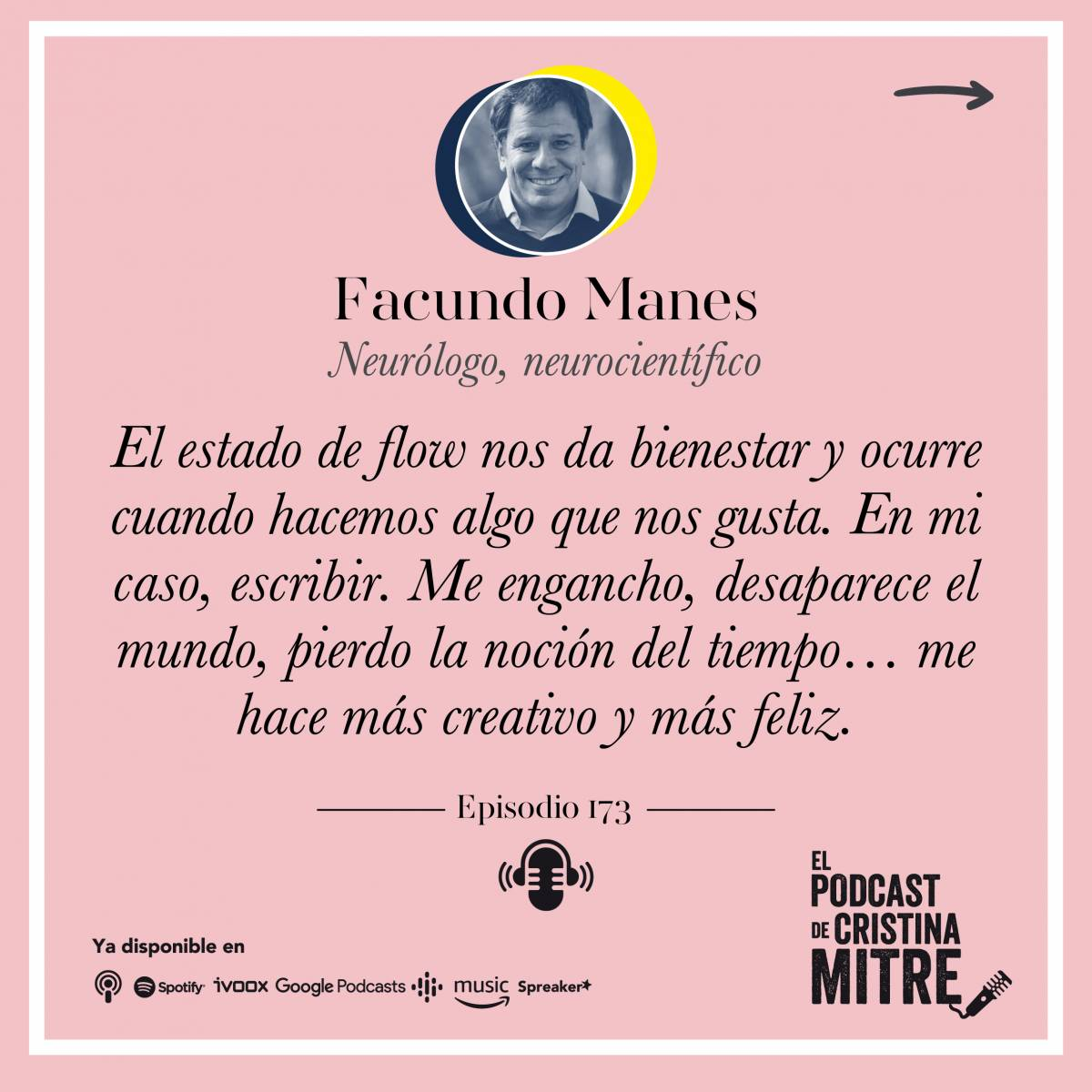 Cuidar el Cerebro felicidad Cristina Mitre Facundo Manes